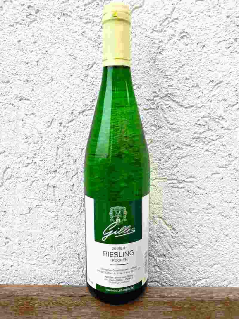 2019er Riesling Qualitätswein Kopie