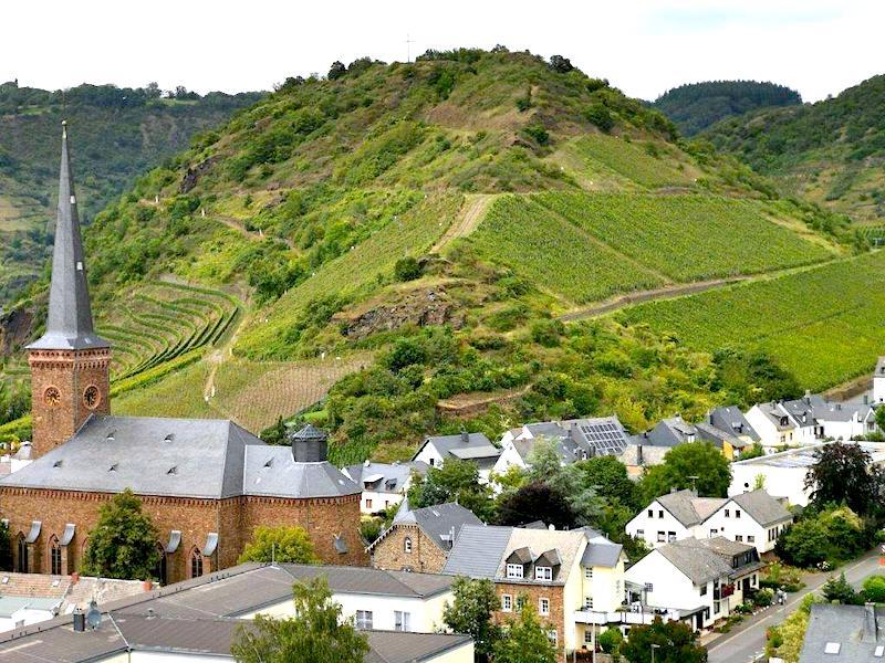 Weingut Gilles Mosel Siebengebirge